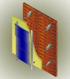 Фасад Инжиниринг ФСЗ для крепления металлокассет | Портал