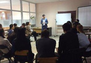 В Атырау завершился третий этап обучающего проекта «Поддержка